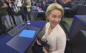 Ursula von der Leyen szefową Komisji Europejskiej