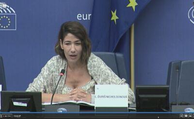Słowaczka Lucia Durisz Nicholsonova została szefową komisji zatrudnia i spraw socjalnych