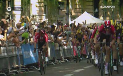 O grubość dętki! Caleb Ewan wygrał 11. etap Tour de France