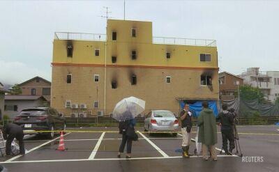 Najtragiczniejszy pożar w Japonii od dwóch dekad. Zginęły 33 osoby