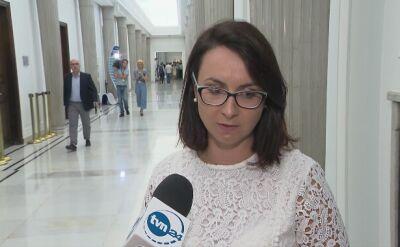 Gasiuk-Pihowicz: Krajowa Rada Sądownictwa została powołana z pogwałceniem obowiązującego w Polsce prawa