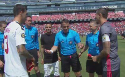 Benfica ograła Milan. Nieskuteczny Piątek