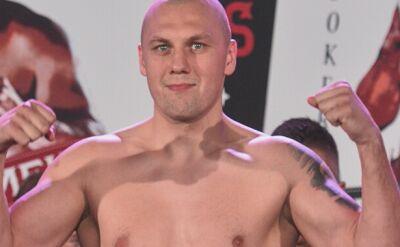 Głowacki to były mistrz świata WBO