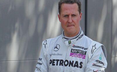 Michael Schumacher uległ wypadkowi pięć lat temu