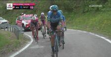 Atak Albanese po koszulkę lidera klasyfikacji górskiej Giro d'Italia