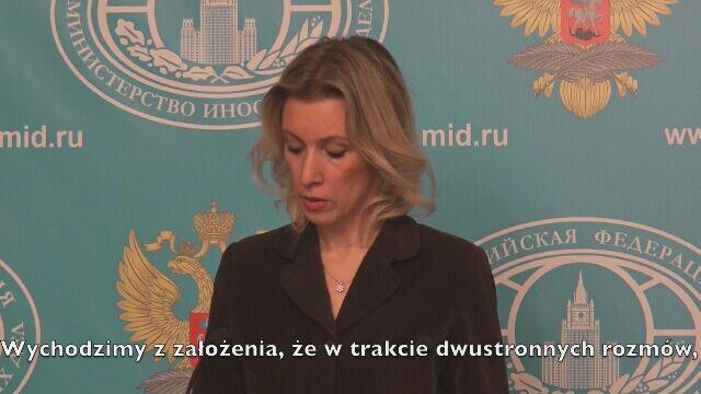 MSZ Rosji: nie zmieniliśmy stanowiska  w sprawie wraku Tu-154M
