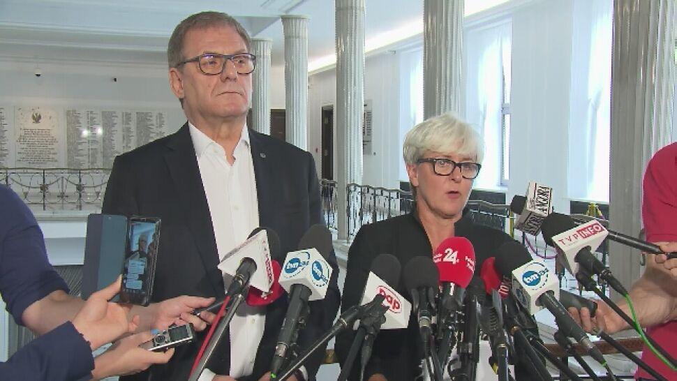 """Posłowie chcą zwołania komisji po śmierci Kosteckiego. """"Sprawa bezpieczeństwa państwa"""""""