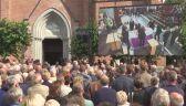 Tłumy na pogrzebie Bjorga Lambrechta