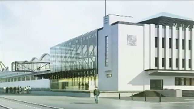 Tak będzie wyglądać Muzeum Emigracji w Gdyni