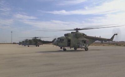 Rosja założyła bazę dla śmigłowców na cywilnym lotnisku w mieście Al-Kamiszli na północnym wschodzie Syrii