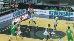 Skrót meczu BC Niżny Nowogród - Stelmet Zielona Góra w Lidze VTB