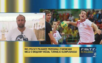 Siódmiak dziekuje kolegom za 4. miejsce w Rio