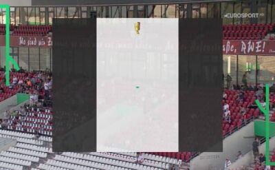 Skrót meczu Rot-Weiss Essen - Arminia Bielefeld w 1. rundzie Pucharu Niemiec