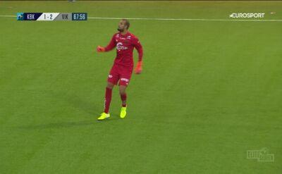 Piękna bramka w lidze Norweskiej