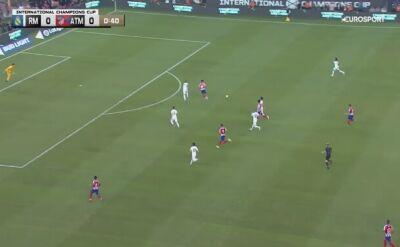 Skrót meczu Real - Atletico w turnieju International Champions Cup