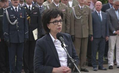 """""""Atak na mundur, na policjanta jest atakiem na państwo polskie"""""""
