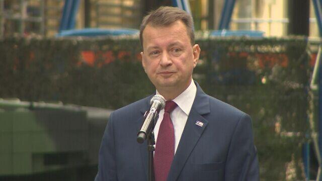 Szef MON Mariusz Błaszczak w zakładach Bumar-Łabędy. Kontrakt na remonty i modyfikację T-72