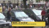Policja poszukuje mężczyzny, który podczas Marszu Równości złamał nastolatkowi obojczyk