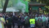 Tysiące szkockich kibiców wybrało się do Rzymu na mecz z Lazio