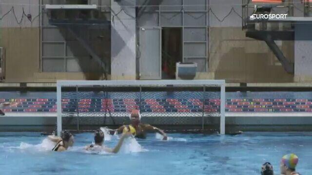 Olympic Channel: Ashleigh Johnson - zawodniczka, która zmieniła piłkę wodną