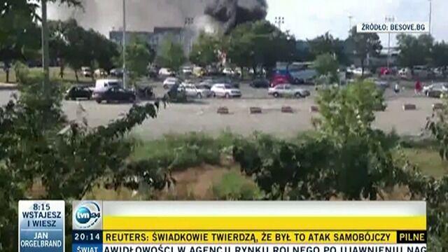 Zamach w Burgas opisuje bułgarski dziennikarz