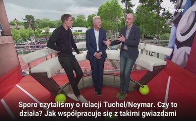 Tuchel: Neymar przejmuje się krytyką