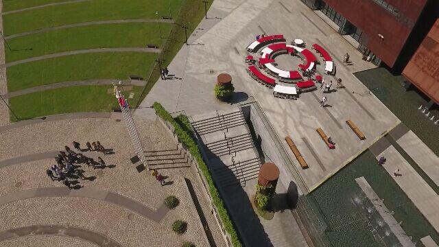 Z okazji rocznicy wyborów 4 czerwca przy ECS stanął okrągły stół