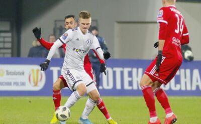 Legia II Warszawa - Piast Gliwice - Puchar Polski