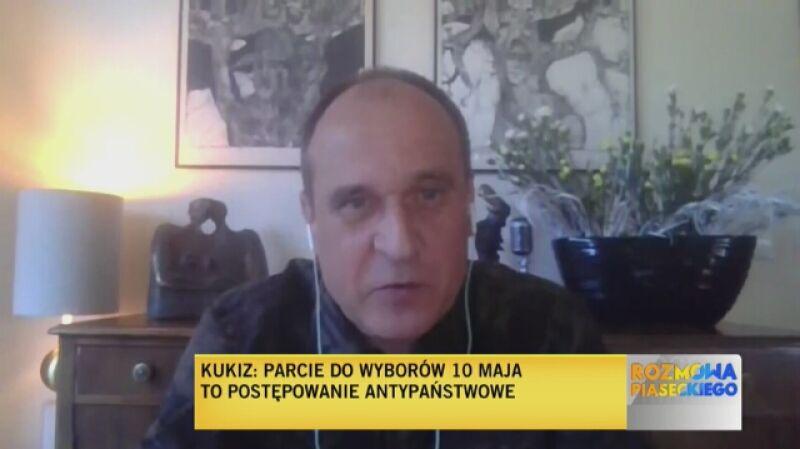 Kukiz: nie zgadzam się na autorytarny sposób sprawowania władzy