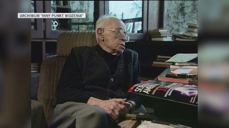 Stanisław Lem w rozmowie z Grzegorzem Miecugowem