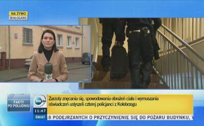 Postępowanie ruszyło po interwencji dziennikarzy TVN