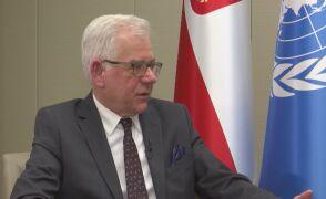 Szef MSZ: Komisja Europejska raczej nie wycofa się z artykułu 7