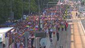 W sobotę w Warszawie odbyła się Parada Równości