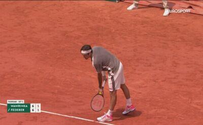 Kapitalny bekhend Federera