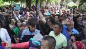 W maju odbywały się protesty przeciwko kandydaturze Tokajewa