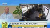 Rozmowa z kierowcą autobusu w którym była bomba