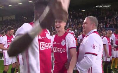 Ajax Amsterdam po 5 latach wrócił na tron