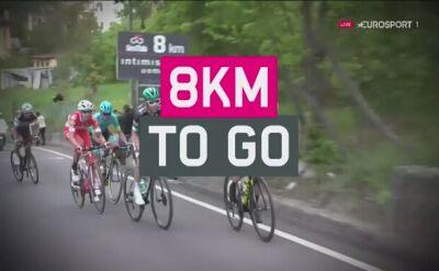 Najważniejsze wydarzenia 7. etapu Giro d'Italia