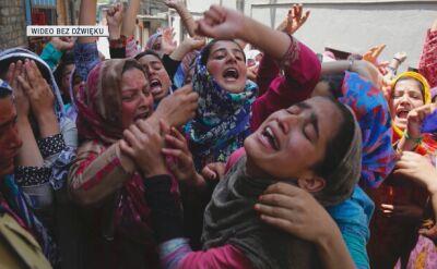 Zamieszki w Kaszmirze po gwałcie na 3-letniej dziewczynce