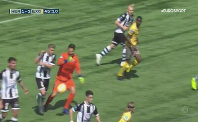 Fatalny błąd bramkarza, Excelsior górą w festiwalu strzeleckim w Eredivisie