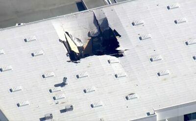 Myśliwiec uczestniczący w rutynowych ćwiczeniach spadł tuż po starcie