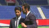 Buffon oficjalnie piłkarzem PSG