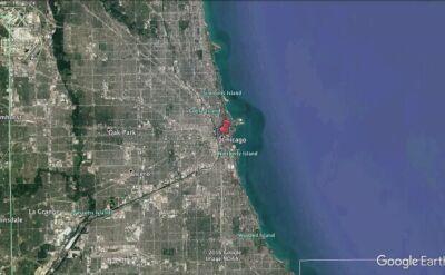 Do gwałtu doszło w połowie marca w Chicago