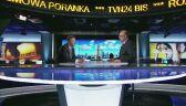 """Gościem """"Rozmowy Poranka"""" w TVN24 BiS był Kazimierz Michał Ujazdowski"""