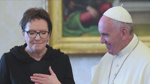 Kopacz: papież Franciszek jest wiosną Kościoła
