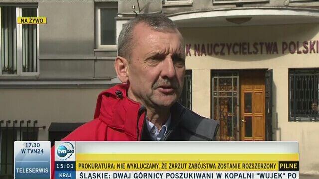 Jeśli nie osiągniemy kompromisu, we wrześniu rozpoczniemy strajk - mówi szef ZNP Sławomir Broniarz