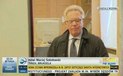 Komisja Wenecka zajmie się kolejną polską ustawą