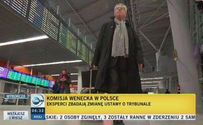 Dziś pierwszy dzień wizyty Komisji Weneckiej w Polsce