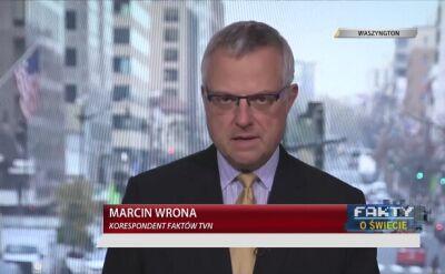 """Korespondent """"Faktów"""" TVN o doniesieniach ws. katastrofy boeinga w Iranie"""