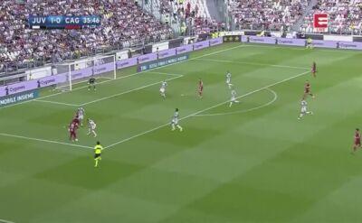 Juventus - Cagliari 3:0. Buffon obronił rzut karny